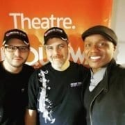 The Voice, Javier Colon, Time after time, Unqouwa Prepatory Theatre, audio services in CT, event production in ct, pryme tyme entertainment, aaron demarest