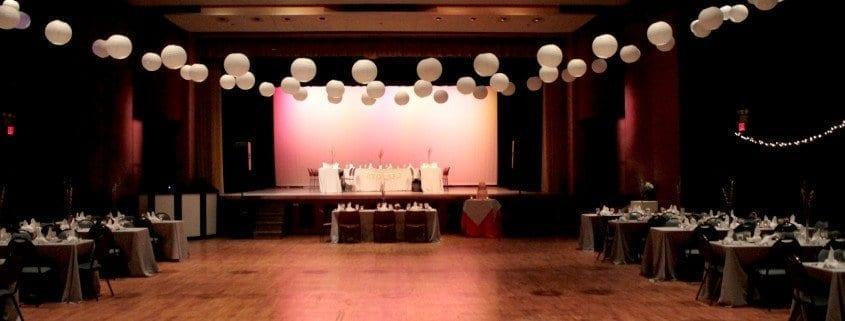 theater wedding, ballroom dance wedding, westover school, weddings in ct