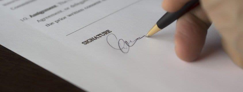 Invoice vs Contract