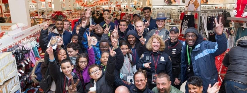 reach foundation, shop with a cop, crazy bruces liquors, petit foundation, miss connecticut, target stores, connecticut post mall, photo booths in ct, mike connolly sound productions, mike connolly photography