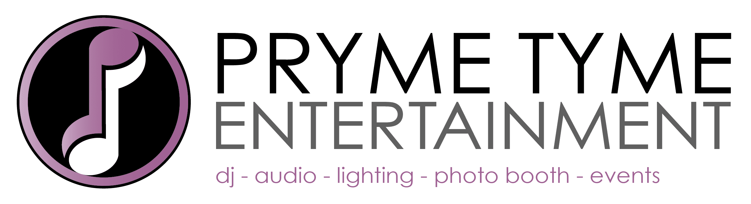 Pryme Tyme Entertainment